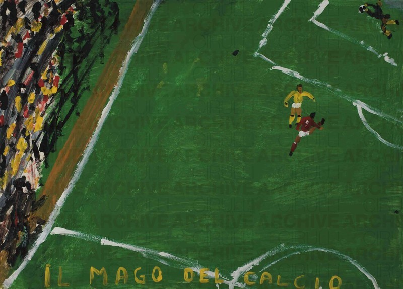 Il mago del calcio